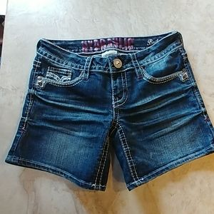 Hydraulic Jean Jr. shorts